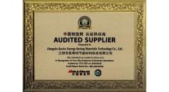 HECHO EN CHINA, poliamida en China, ruptura térmica en China, auditoría