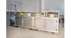 máquina para fabricar gorro de mafia no tejido máquina desechable para gorra máquina para hacer tapones bouffant